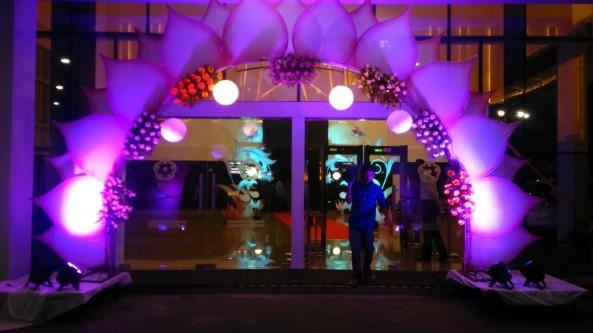 flower decorators, wedding and marriage mandap decorators and reception sangeet stage decorators in hyderabad (6)