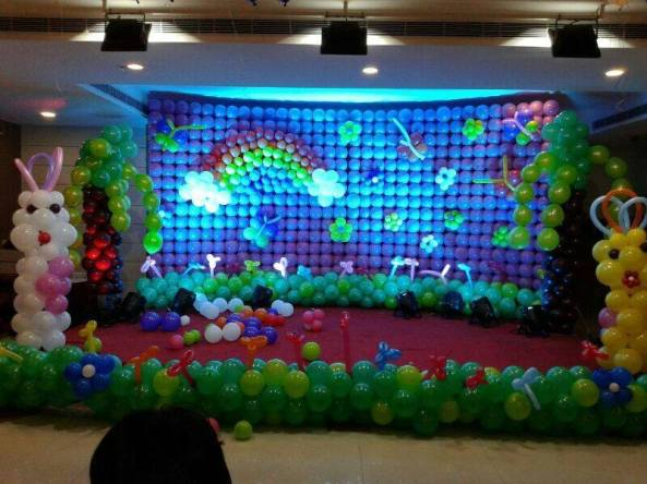 Birthday party decorations in hyderabad