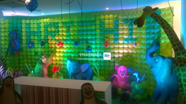 birthday stage balloon decorators and theme 3d decorators in vijayawada (20)