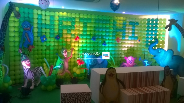 birthday stage balloon decorators and theme 3d decorators in vijayawada (23)
