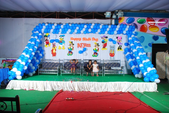 birthday party organizers in hyderbad