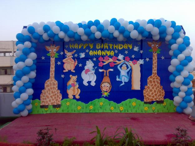 birthday party organizers in Hyderabad 9966990682 Shobhas