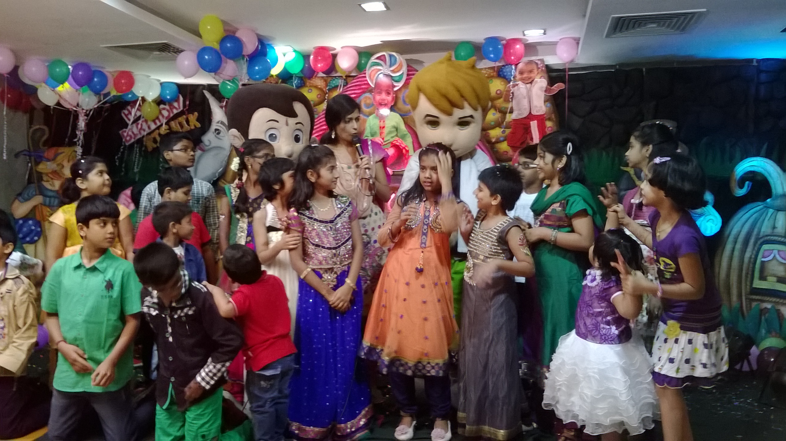 Event organisers kids Birthday party organizers in hyderabad ...