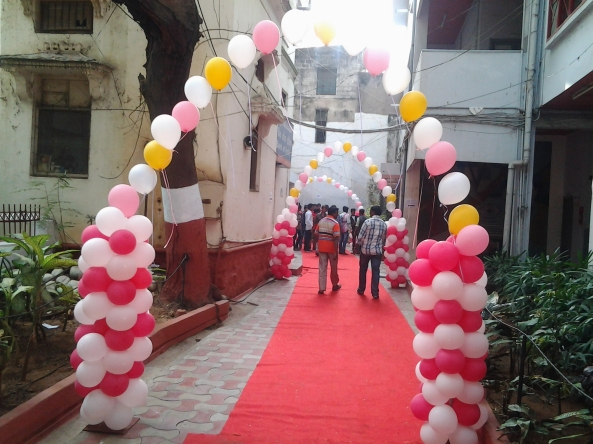 College farewell party and fest organizers in Hyderabad