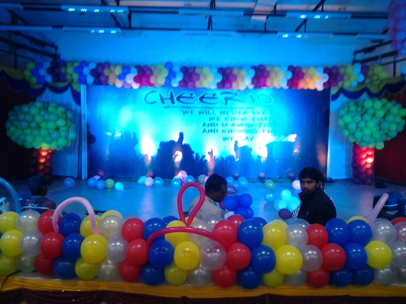 College Farewell Party And Fest Organizers Shobha S Entertainments