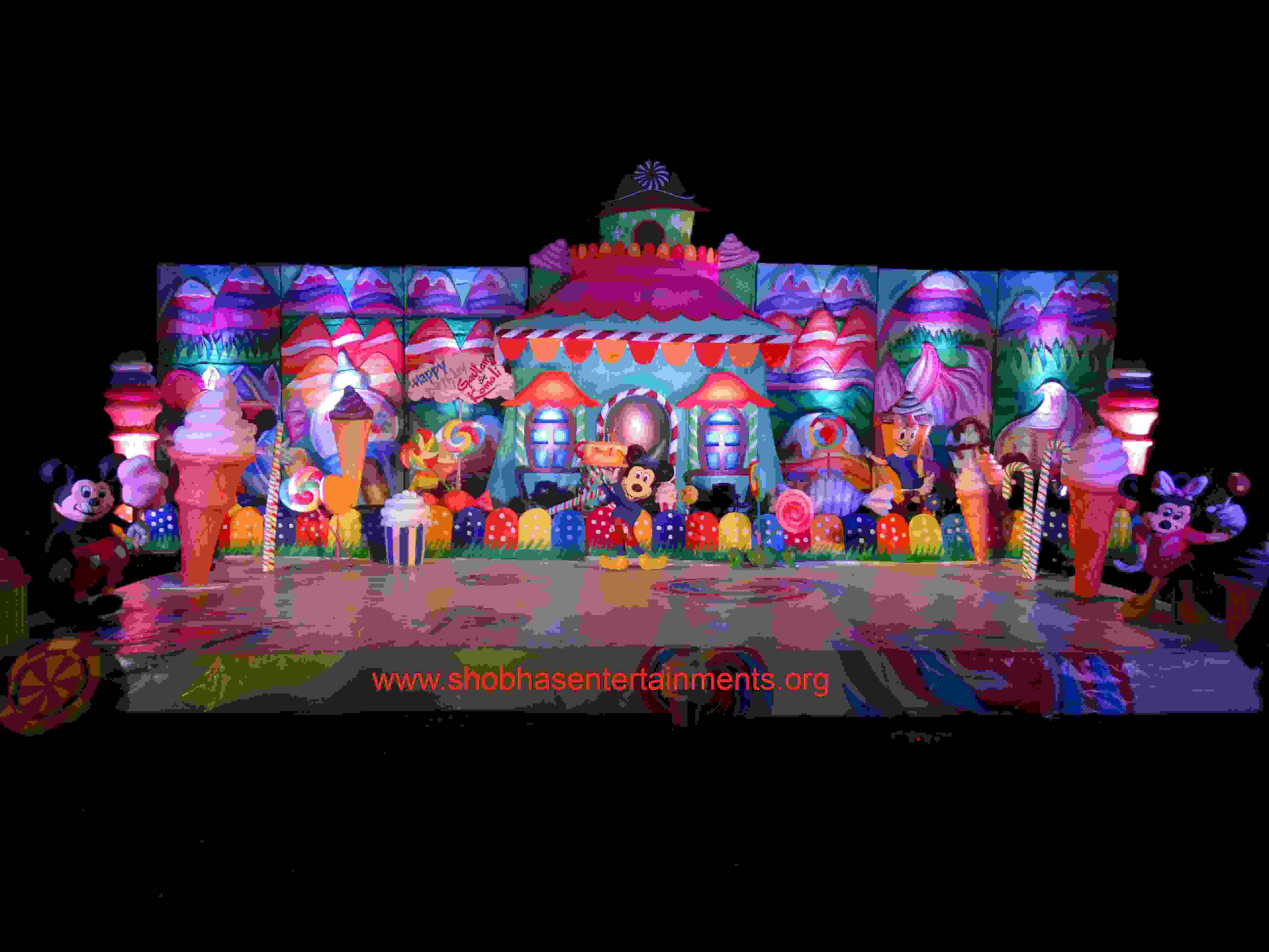 Event organisers in hyderabad and kids birthday party organisers