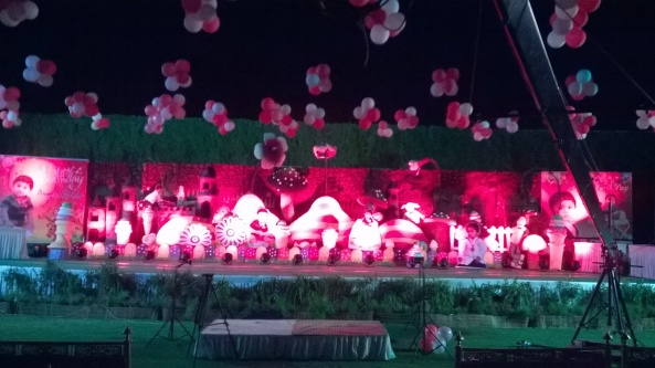 birthday party decorators, kids birthday party organisers in hyderabad www.shobhasentertainments.org (12)