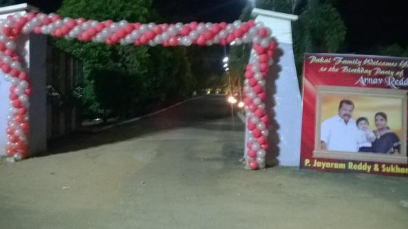 birthday party decorators, kids birthday party organisers in hyderabad www.shobhasentertainments.org (22)