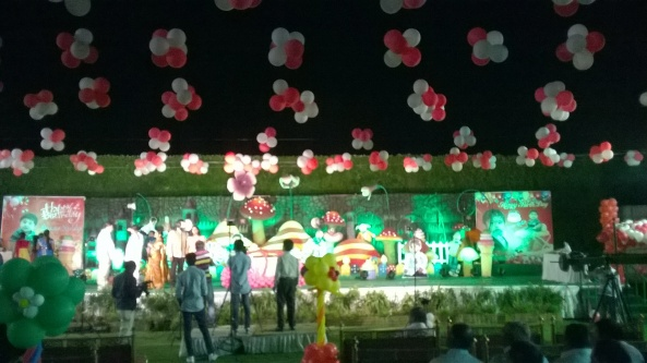 birthday party decorators, kids birthday party organisers in hyderabad www.shobhasentertainments.org (38)