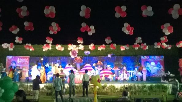 birthday party decorators, kids birthday party organisers in hyderabad www.shobhasentertainments.org (39)