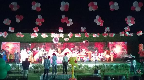 birthday party decorators, kids birthday party organisers in hyderabad www.shobhasentertainments.org (42)