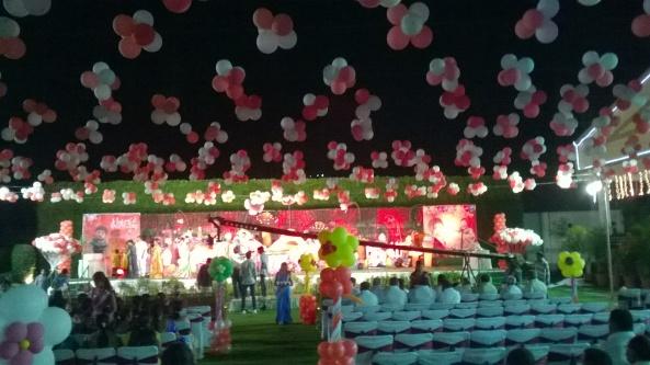birthday party decorators, kids birthday party organisers in hyderabad www.shobhasentertainments.org (47)