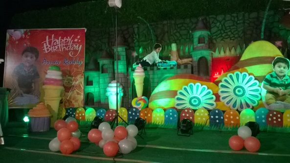 birthday party decorators, kids birthday party organisers in hyderabad www.shobhasentertainments.org (62)