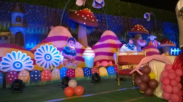 birthday party decorators, kids birthday party organisers in hyderabad www.shobhasentertainments.org (63)