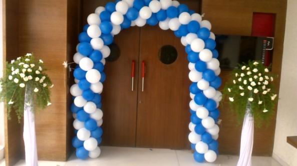 Birthday party decorators , cradle ceremony organizers in Hyderabad.
