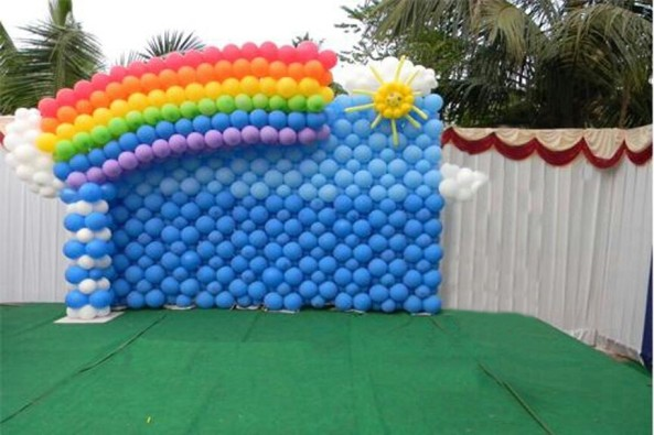 Birthday party event managers in Hyderabad and birthday theme  decorators and balloon decorators (11)