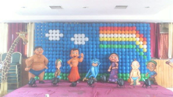 Birthday party event managers in Hyderabad and birthday theme  decorators and balloon decorators (13)