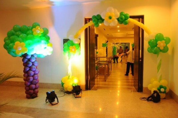 Birthday party event managers in Hyderabad and birthday theme  decorators and balloon decorators (14)