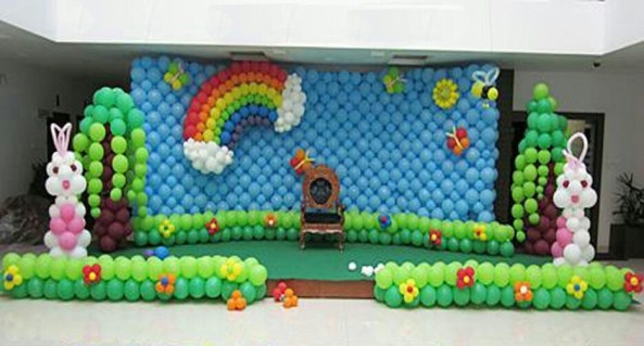Birthday party event managers in Hyderabad and birthday theme  decorators and balloon decorators (17)