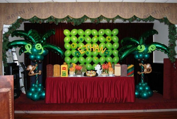 Birthday party event managers in Hyderabad and birthday theme  decorators and balloon decorators (3)