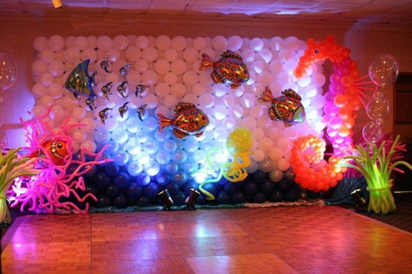 Birthday party event managers in Hyderabad and birthday theme  decorators and balloon decorators (4)