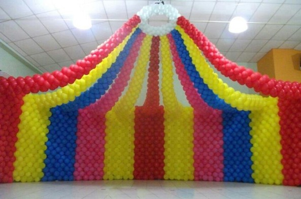 Birthday party event managers in Hyderabad and birthday theme  decorators and balloon decorators (5)