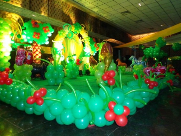 Birthday party event managers in Hyderabad and birthday theme  decorators and balloon decorators