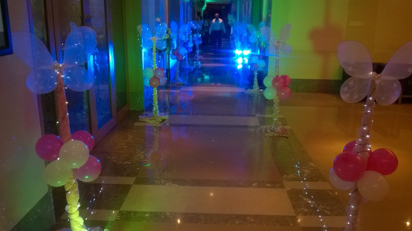 Exclusive 1st birthday decorations and birthday party for 1st birthday stage decoration hyderabad