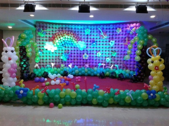 Balloon decorators and birthday decorations in Hyderabad (10)