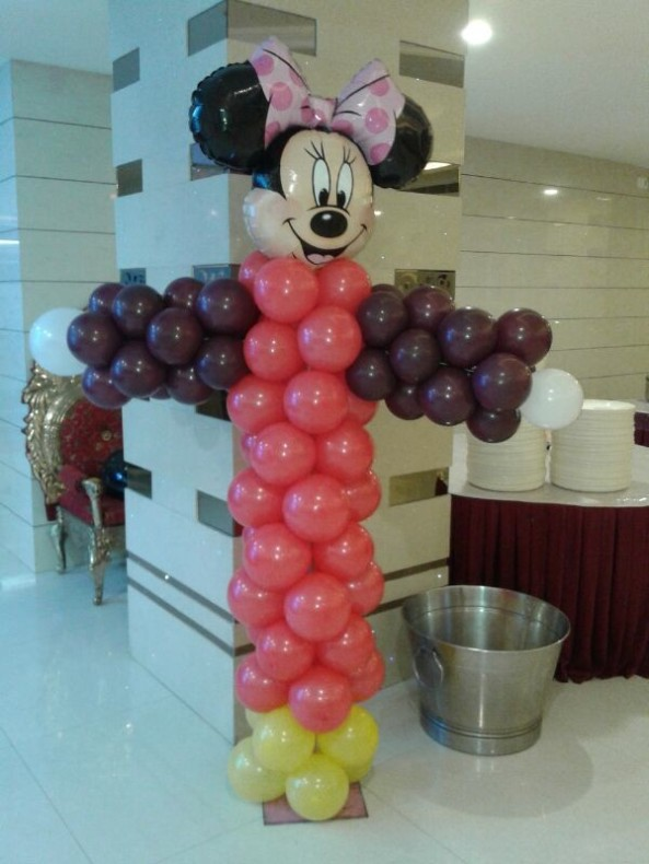 Balloon decorators and birthday decorations in Hyderabad (15)