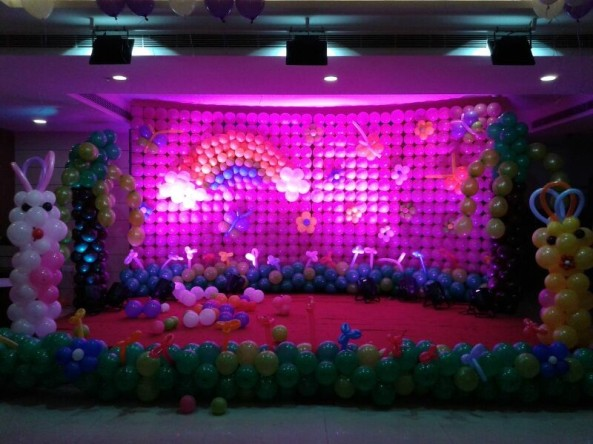 Balloon decorators and birthday decorations in Hyderabad (18)