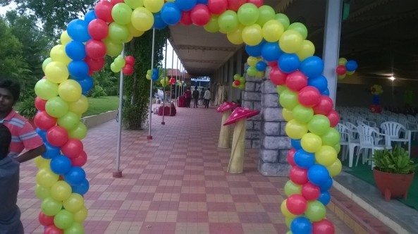 Birthday decorations and party organizers in Hyderabad (7)