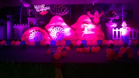 Birthday decorations and party organizers in Hyderabad