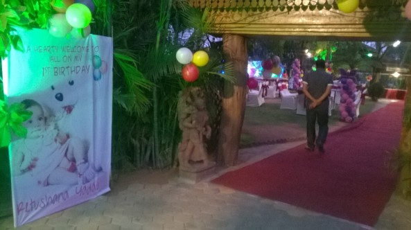 Birthday party decorations and birthday organizers in Hyderabad (5)