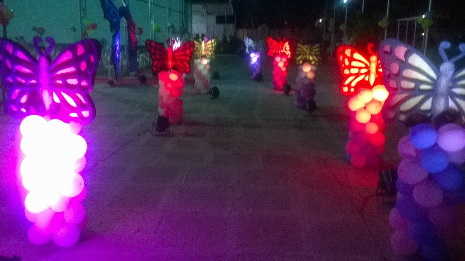 Birthday Party organizers and stage decorators in Hyderabad.  Shobha ...