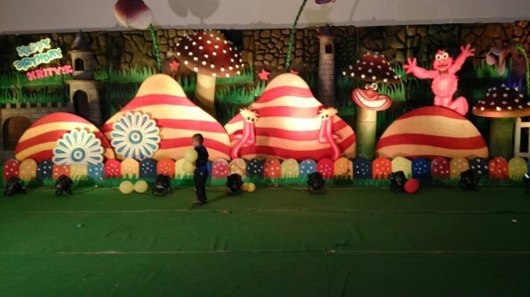 Birthday party organizers and event organizers (3)