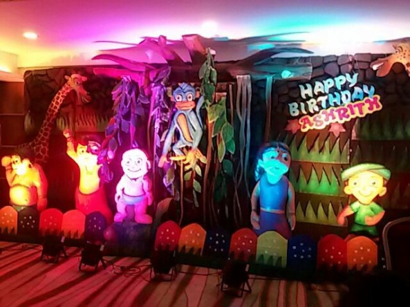 party organizers and birthday party decorators in Hyderabad