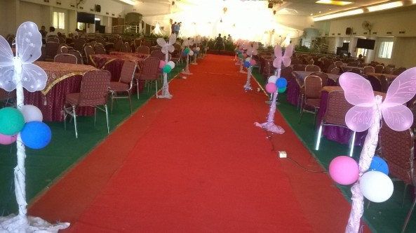 Saree functions and exclusive birthday party organizers in Hyderabad (11)