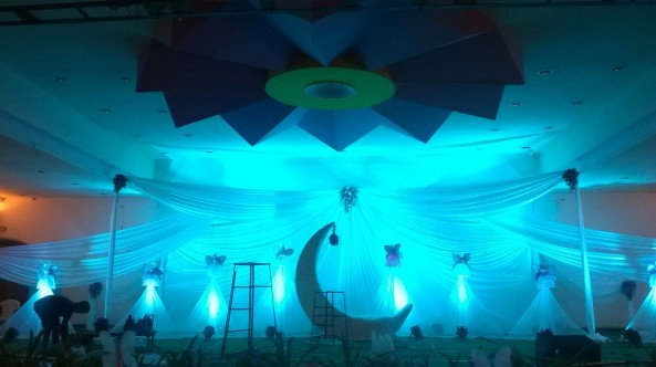 Saree functions and exclusive birthday party organizers in Hyderabad (2)