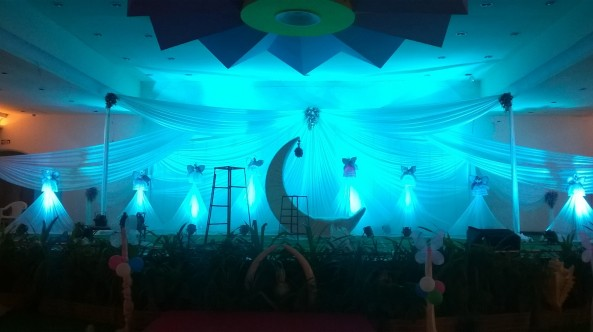 Saree functions and exclusive birthday party organizers in Hyderabad
