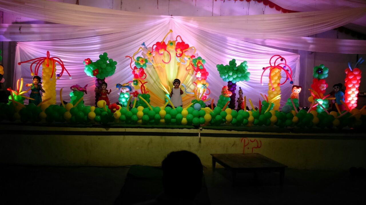 Birthday Party Decorators And Event Organizers In Hyderabad 6