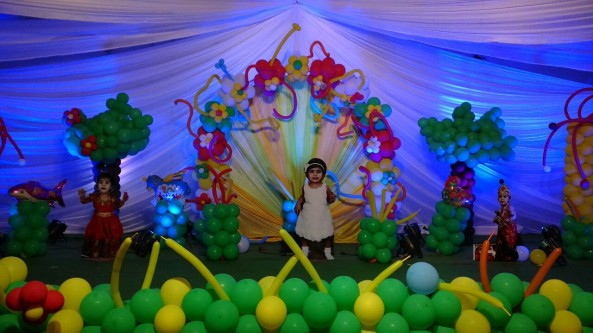 birthday party decorators and event organizers in hyderabad