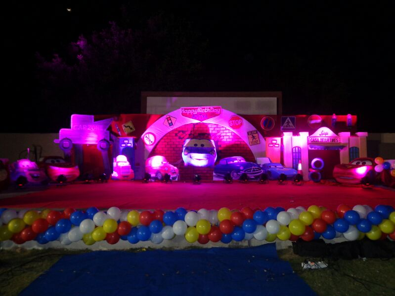 Birthday Party Stage Decorations And Birthday Event Organizers In - Childrens birthday party events