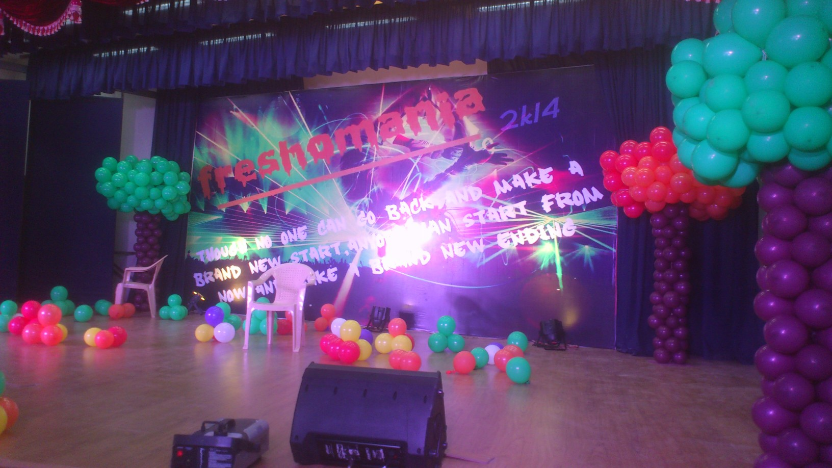 Freshers And Farewell Party Organizers College Fest