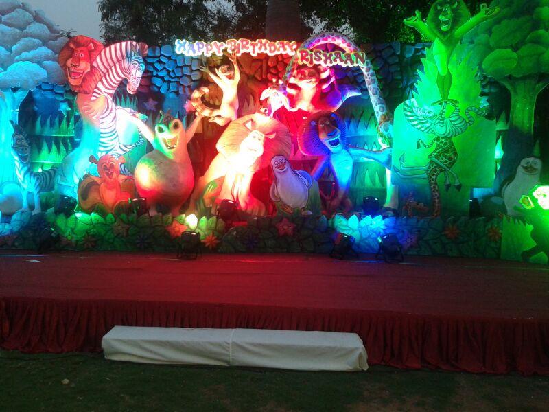 Birthday decorations in hyderabad shobha 39 s entertainments - Annual function theme ideas ...