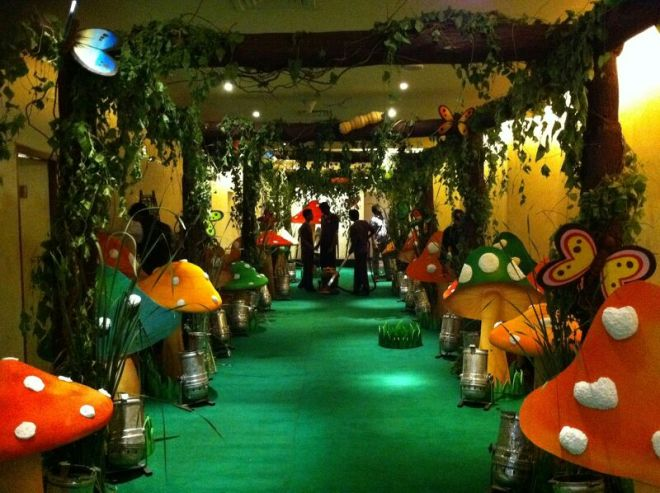 Kids birthday party decorators and birthday party for Balloon decoration in hyderabad