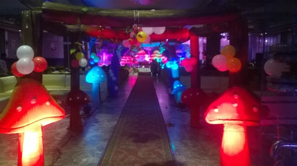 ballon decorators and birthday stage decorators in hyderabad (7)