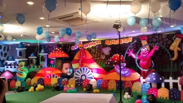birthday party event organizers and theme balloon  decorators in hyderabad (2)