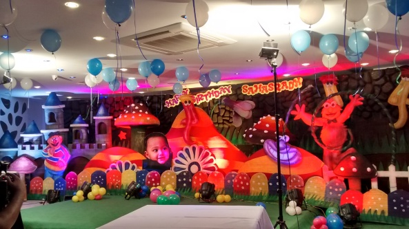 birthday party event organizers and theme balloon  decorators in hyderabad (5)
