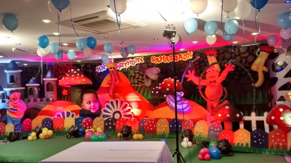 birthday party event organizers and theme balloon  decorators in hyderabad (6)